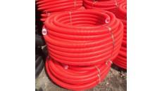Труба двухстенная гофрированная для ливневой канализации D=110 мм