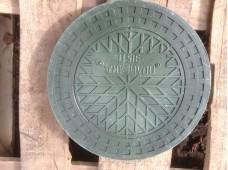 Люк дренажного колодца ПП 1.5 т диаметр 315 мм