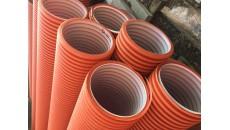 Дренажный пластиковый колодец диаметром 368/315 мм - 1000 мм