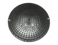 Люк дренажного колодца ПП 1.5 т диаметр 460 мм