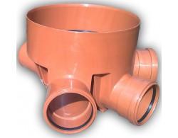 Основание дренажного колодца тип 2 (Кинета) диаметр 315/160 мм