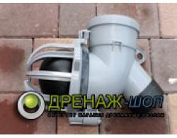 Шаровый обратный клапан для колодца UPONOR (Финляндия) 110 мм