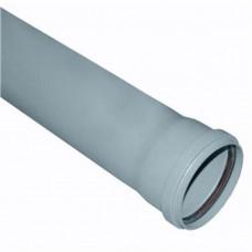 Труба (ПП) с раструбом 40/1000 мм