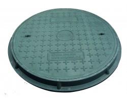 Люк дренажного колодца ПП 575/500 мм