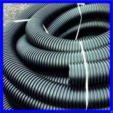 Труба одностенная гофрированная для ливневой канализации D=110 мм
