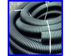 Труба одностенная гофрированная для ливневой канализации D=200