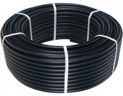 Труба ПЭ100 SDR 13.6 25х2.0 мм 1.25 МПа бухта (100 м)