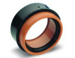 Муфта дренажная для врезки в колодец диаметр 160 мм