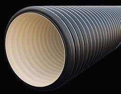 Дренажный пластиковый колодец диаметром 315/5000 мм(без люка)