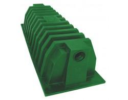 "Дренажный  тоннель""Росток"" 1800х840х410 мм (зеленый)"